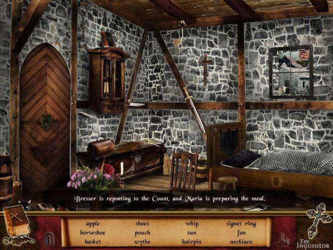 Wolfgang Hohlbein's The Inquisitor - Screenshots - Bild 8
