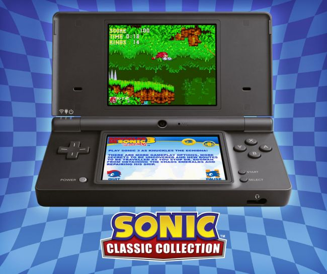 Sonic Classic Collection - Screenshots - Bild 11