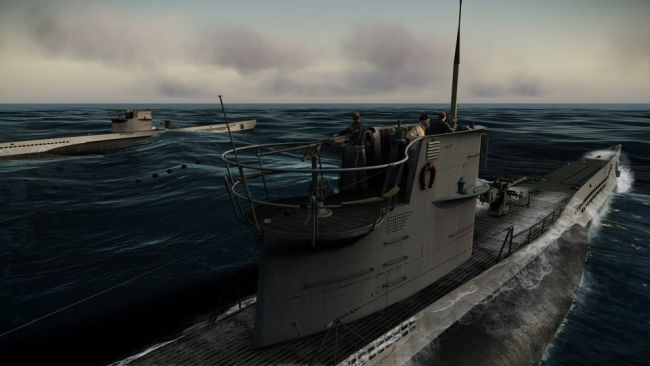 Silent Hunter 5 - Screenshots - Bild 4