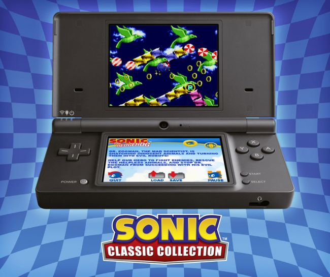 Sonic Classic Collection - Screenshots - Bild 6