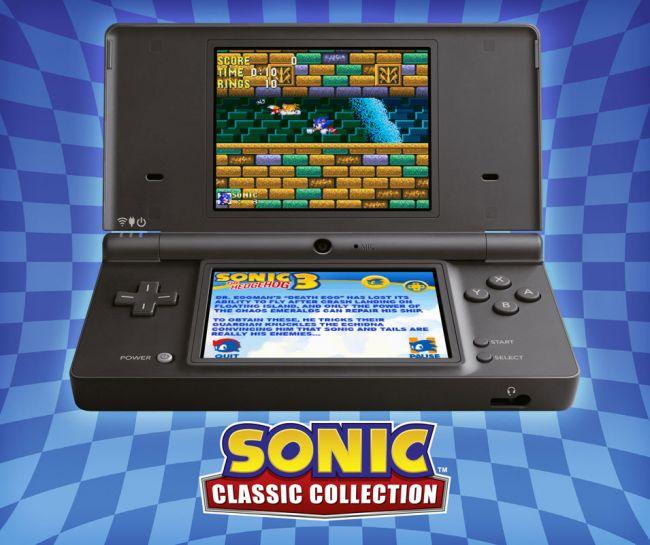 Sonic Classic Collection - Screenshots - Bild 2