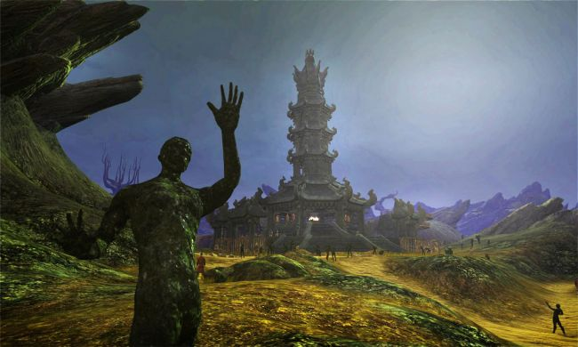 Age of Conan: Rise of the Godslayer - Screenshots - Bild 1