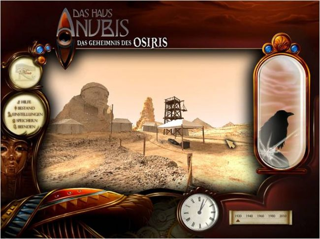 Das Haus Anubis: Das Geheimnis des Osiris - Screenshots - Bild 1