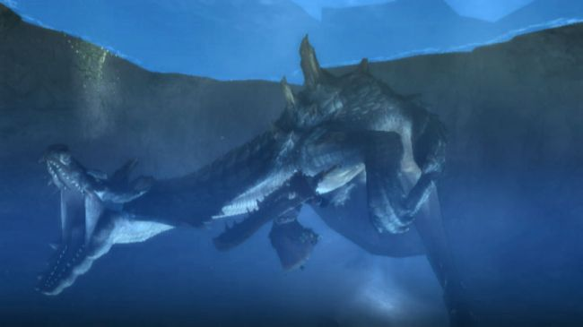 Monster Hunter 3 - Screenshots - Bild 9