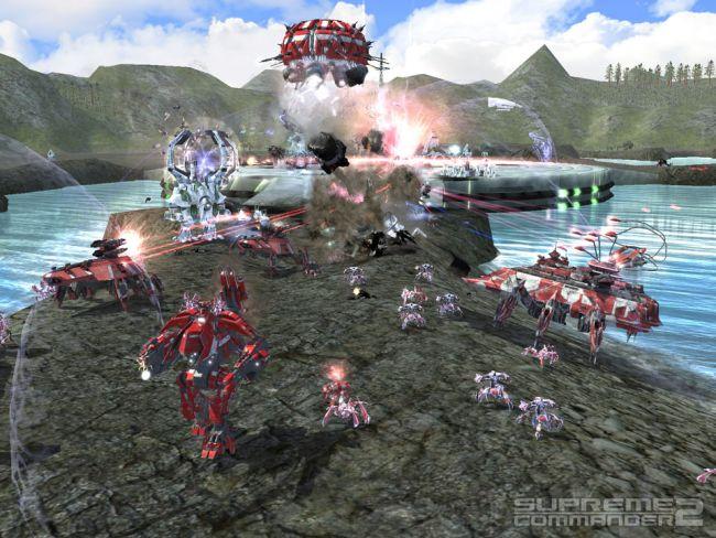 Supreme Commander 2 - Screenshots - Bild 5