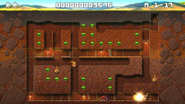 Digger HD - Screenshots - Bild 14