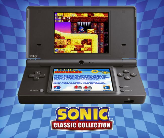 Sonic Classic Collection - Screenshots - Bild 4