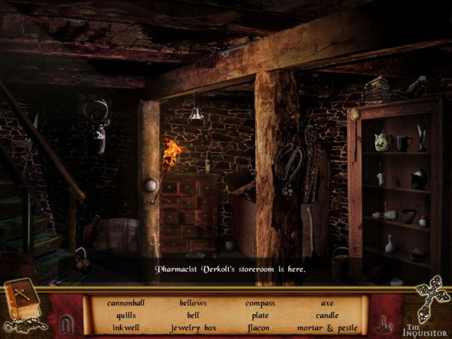 Wolfgang Hohlbein's The Inquisitor - Screenshots - Bild 12