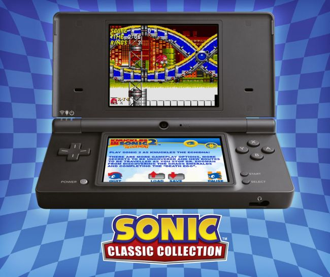 Sonic Classic Collection - Screenshots - Bild 12