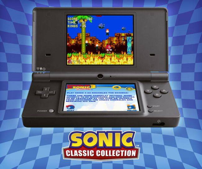 Sonic Classic Collection - Screenshots - Bild 1