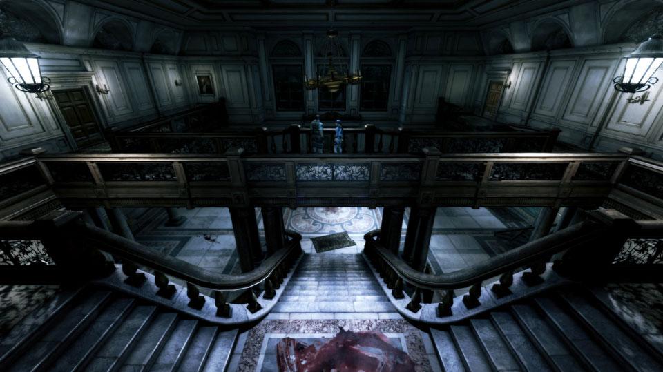 resident evil 5: lost in nightmares: ein alptraum wird wahr - test, Esszimmer dekoo