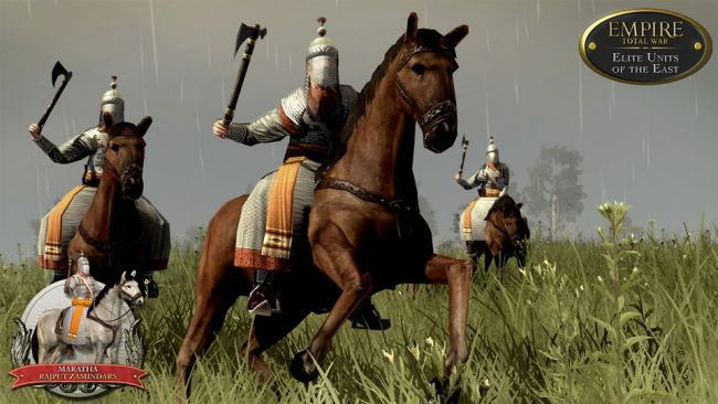 Empire: Total War - DLC: Elite Units of the East - Screenshots - Bild 11