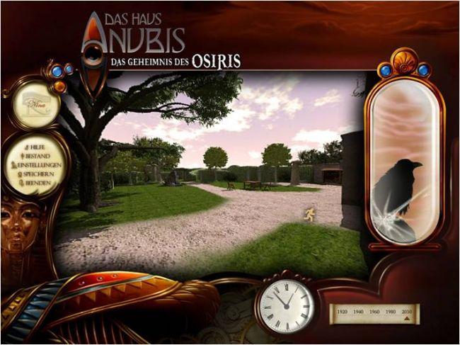 Das Haus Anubis: Das Geheimnis des Osiris - Screenshots - Bild 2
