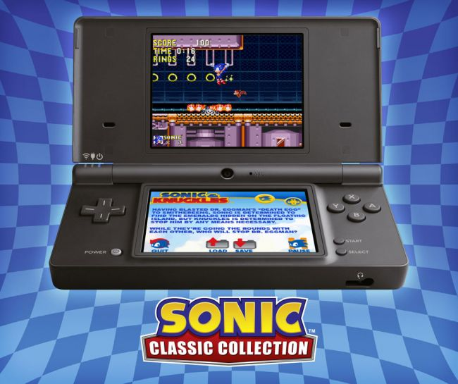 Sonic Classic Collection - Screenshots - Bild 19