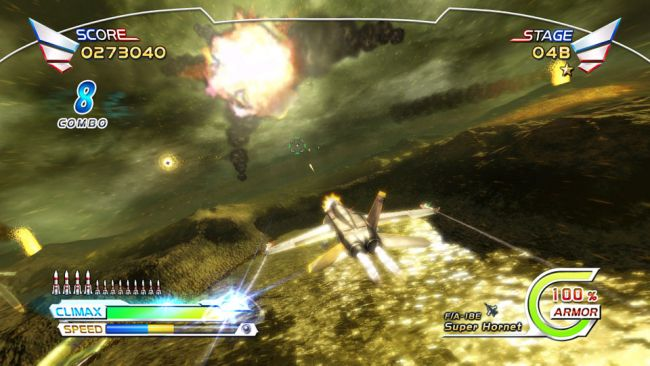 After Burner: Climax - Screenshots - Bild 8