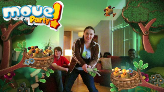Move Party - Screenshots - Bild 1