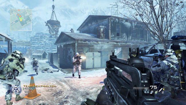 Call of Duty: Modern Warfare 2 - DLC: Stimulus Package - Screenshots - Bild 4
