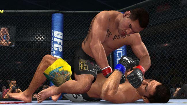UFC Undisputed 2010 - Screenshots - Bild 3