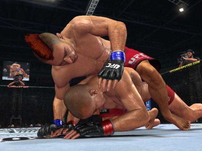 UFC Undisputed 2010 - Screenshots - Bild 9