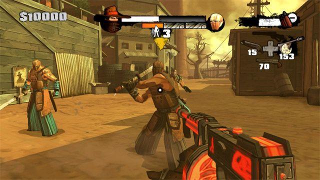 Red Steel 2 - Screenshots - Bild 12