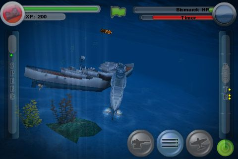 Silent Hunter iPhone - Screenshots - Bild 7