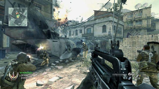 Call of Duty: Modern Warfare 2 - DLC: Stimulus Package - Screenshots - Bild 2