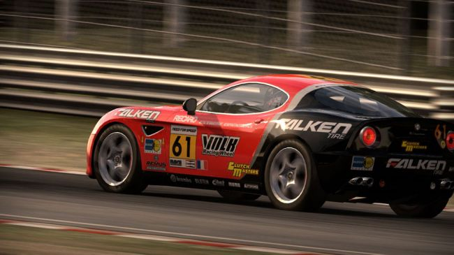Need for Speed: Shift - DLC: Exotic Racing Series Pack - Screenshots - Bild 11