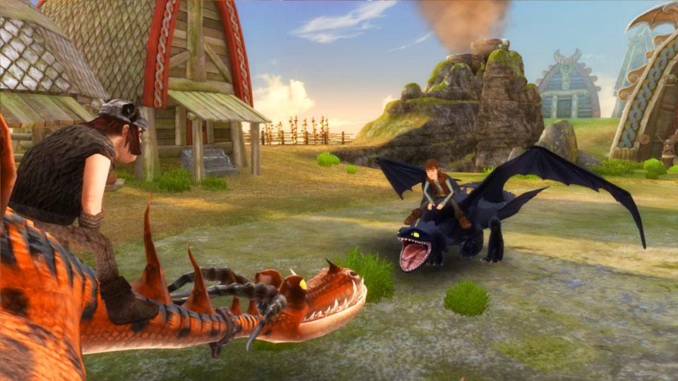 Drachenzähmen Leicht Gemacht Online Spiel