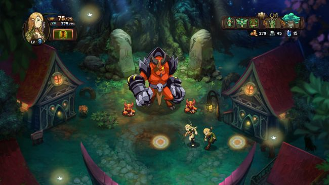Might & Magic Clash of Heroes - Screenshots - Bild 1