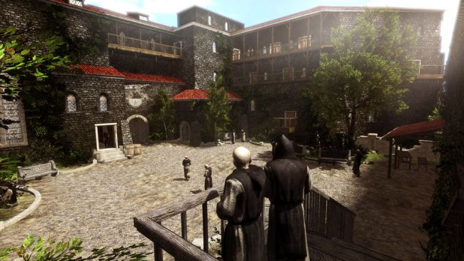 Hellion: Mystery of the Inquisition - Screenshots - Bild 2