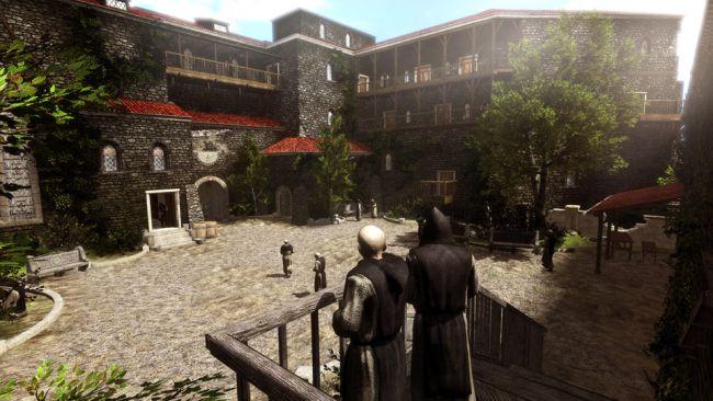 Hellion: Mystery of the Inquisition - Screenshots - Bild 2