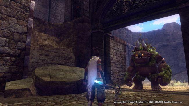 Majin and the Forsaken Kingdom - Screenshots - Bild 1
