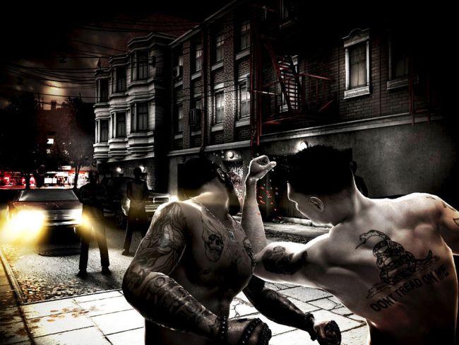 Motion Fighter - Screenshots - Bild 3