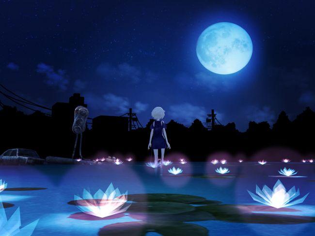 Fragile Dreams: Farewell Ruins of the Moon - Screenshots - Bild 19