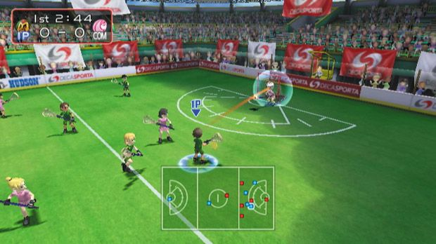 Sports Island 3 - Screenshots - Bild 7