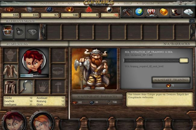 Cultures Online - Screenshots - Bild 4