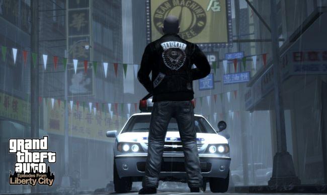 Grand Theft Auto: Episodes from Liberty City - Screenshots - Bild 4
