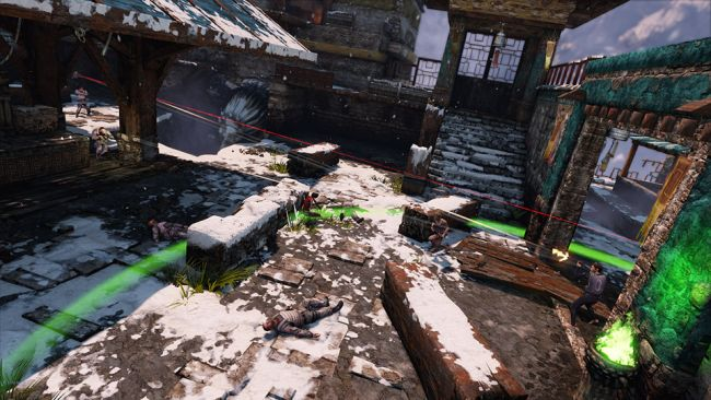 Uncharted 2: Among Thieves - DLC: Siege Expansion Pack - Screenshots - Bild 11