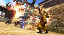 Sengoku Basara Samurai Heroes - Screenshots - Bild 4