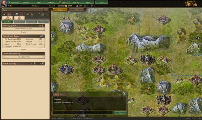 Lord of Ultima - Screenshots - Bild 5
