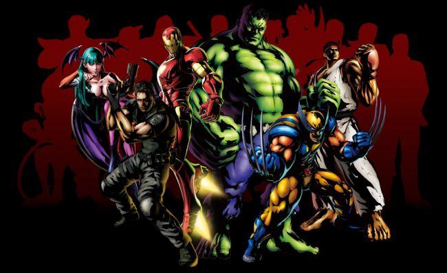 Marvel vs. Capcom 3: Fate of Two Worlds - Artworks - Bild 8