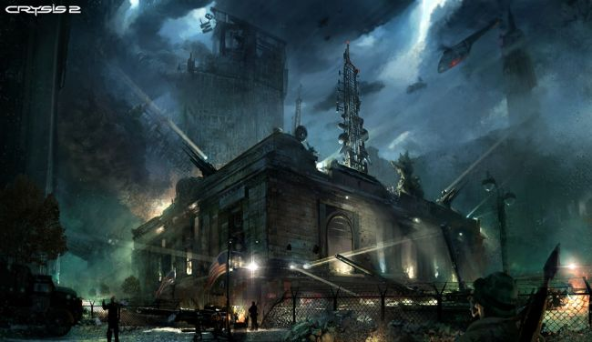 Crysis 2 - Artworks - Bild 2