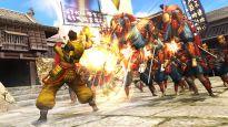Sengoku Basara Samurai Heroes - Screenshots - Bild 5