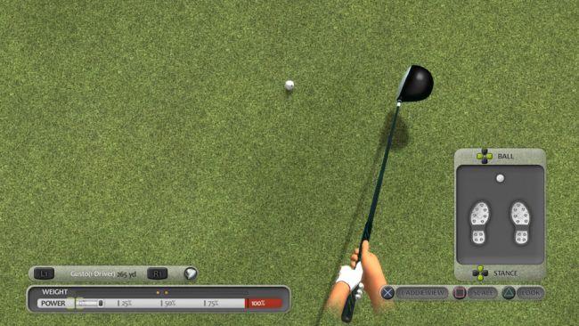 ProStroke Golf: World Tour - Screenshots - Bild 3
