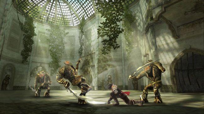 Prince of Persia: Die vergessene Zeit - Screenshots - Bild 2