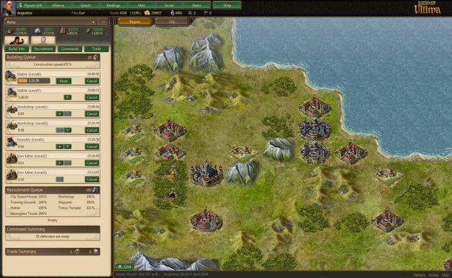 Lord of Ultima - Screenshots - Bild 8