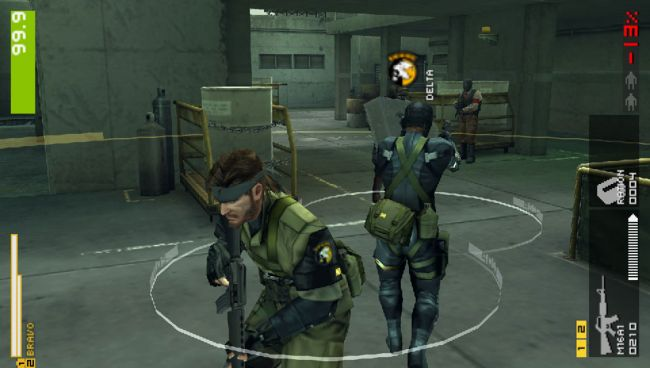 Metal Gear Solid: Peace Walker - Screenshots - Bild 22