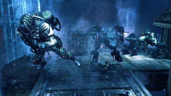 Lost Planet 2 - Screenshots - Bild 20