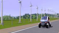 Die Sims 3 - DLC: Twizy Z.E Concept Car - Screenshots - Bild 1