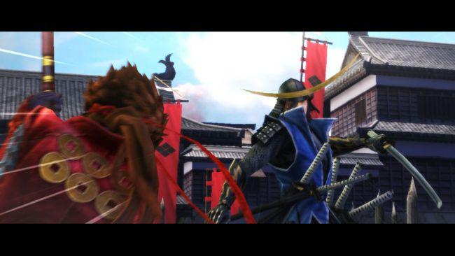 Sengoku Basara Samurai Heroes - Screenshots - Bild 48